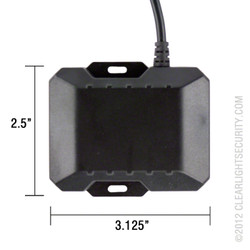 GPS Tracker Top View Product Diagram