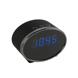 Motion Activated Mini Desk Clock Hidden Camera