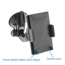 Smartphone Holder Hidden Camera Diagram