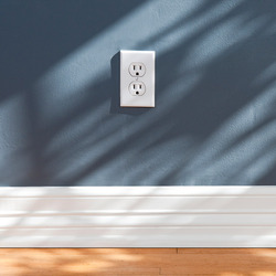 Outlet Hidden Camera in Wall