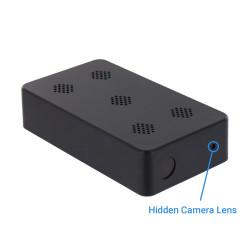 1080P HD Black Box Hidden Camera
