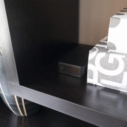 Black Box Camera on Shelf