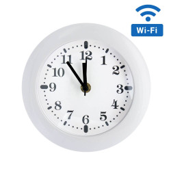 1080P HD Wall Clock Hidden Camera with WiFi Live Streaming
