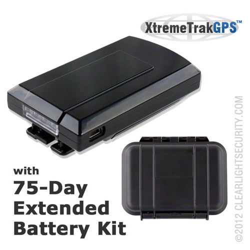 XT-300 Live Tracker with Extended Battery and Case