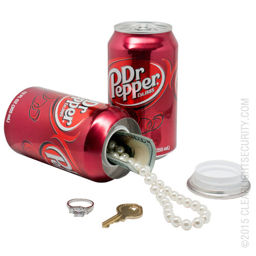 dr pepper soda can diversion safe clearlight security