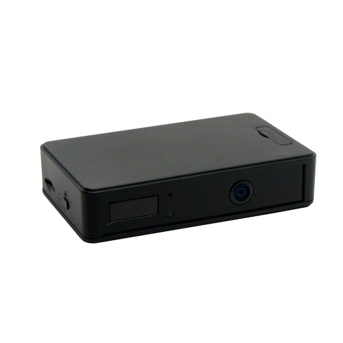 Night Vision Black Box Hidden Camera