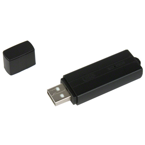 Professional Grade USB Flash Drive Audio Recorder