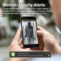 Motion Detection / Activity Alerts