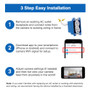 3 Step Easy Installation