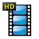720P HD Video