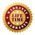 Lifetime Product Warranty
