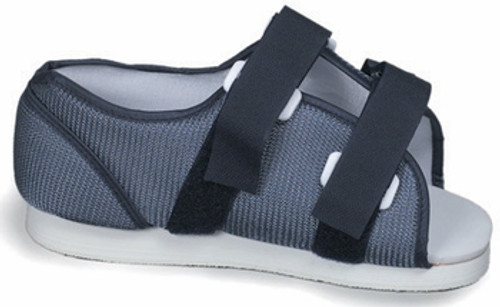 Blue Mesh Post-Op Shoe (Size=Men's Medium (460122))