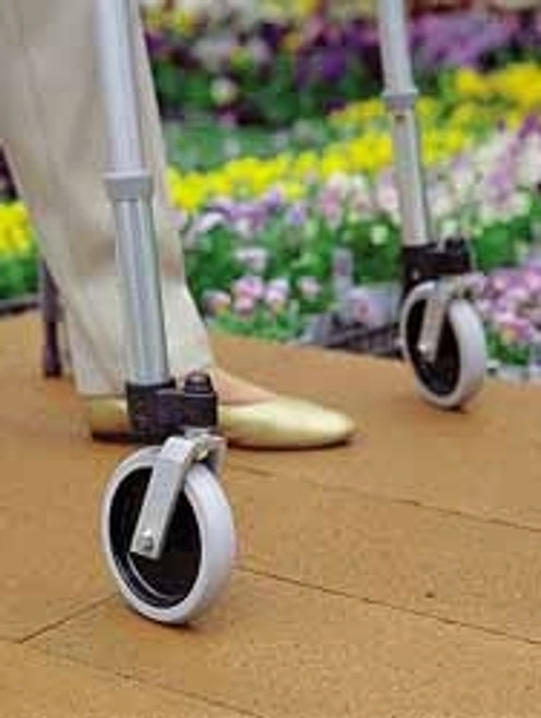 Guardian Front Wheel Attachments - 1 in. dia., 1 Pair
