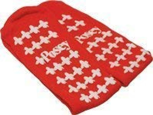 Posey Fall Management non slip socks,Red(1 Pair)