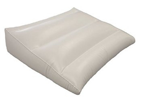 Inflatable Bed Wedge Pillow with Cover
