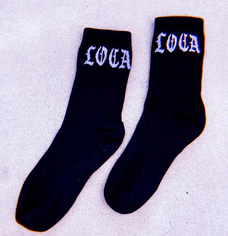 Lux Rosa LOCA Socks