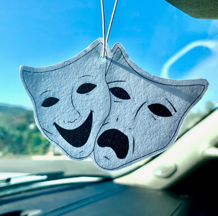 Smile Now, Cry Later Air Freshener