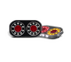 209GARLP2 - Stop Tail Indicator with Reflector and Licence Plate Light. 12v Twin Pack. AL. Ultimate LED.