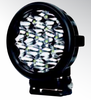 Dominator 7 inch Driving Light. Spot Beam. 80 watt, 6400 Lumens per light. 936m of light. RoadVision. Ultimate LED.