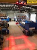 Installation of our Overhead Cranes Awareness System in Red at Queensland