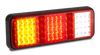 283ARWM - Stop Tail Indicator Reverse. Multi-volt, Single Pack. Screw or Bolt Mounting with Removable Bracket. AL. Ultimate LED.