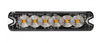 RSM5506A - LED Strobe Module. Amber. Surface Mount. Multi-Volt. 19 Flash Patterns. Class 1. RoadVision. Ultimate LED.
