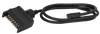 TK12x6F - 12 x 6 Plug in Cable Kit. Flat Trailer Plug. Waterproof Plug and Cables. No Assembly Tools Required.  LED Autolamps. Ultimate LED.