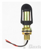DIN Pole Mount Bolt On Style for your Safety Beacon with Power Leads