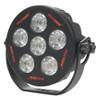Work Light Euro Beam. 180 mm Round. LED6100EU. 60 Watt. Submersible Water Rating: IP68. Submersible to 3 Metres
