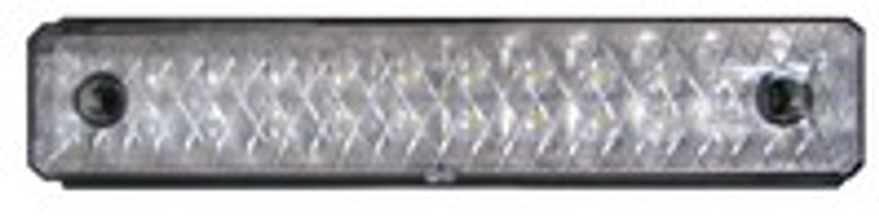 222RV. Slimline LED Reverse Light. Single Pack. Reverse LED Lamp. Multi-Volt, 12 & 24v Systems. Bright, Tough & Compact BR200W
