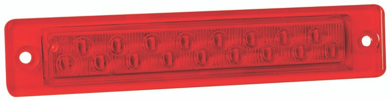 Inactive 25R12  Twin Function. Stop & Tail 12v  Single Pack. AL. Ultimate LED.