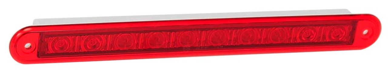Inactive - 235R12 Stop / Tail 12v Single light Coloured Lens. Twin Function. AL Ultimate LED.