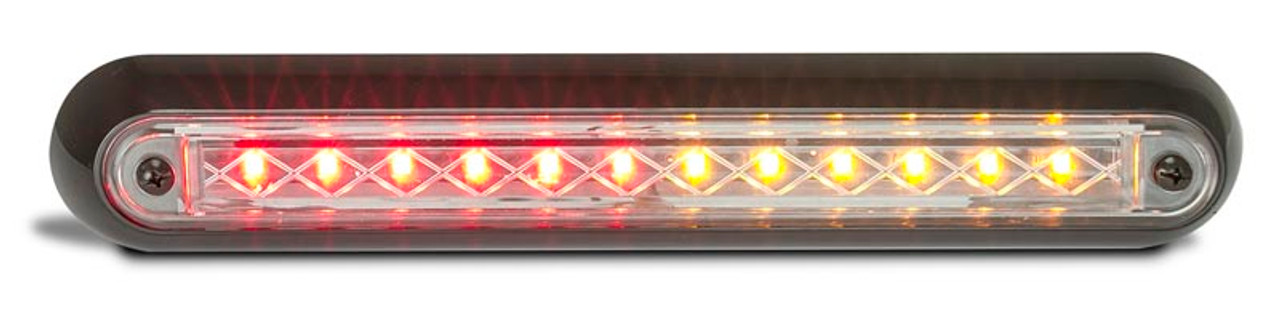 235BBSTI12/2 Stop Tail Indicator 12v Twin Pack Black Housing. AL Ultimate LED.  (Active)