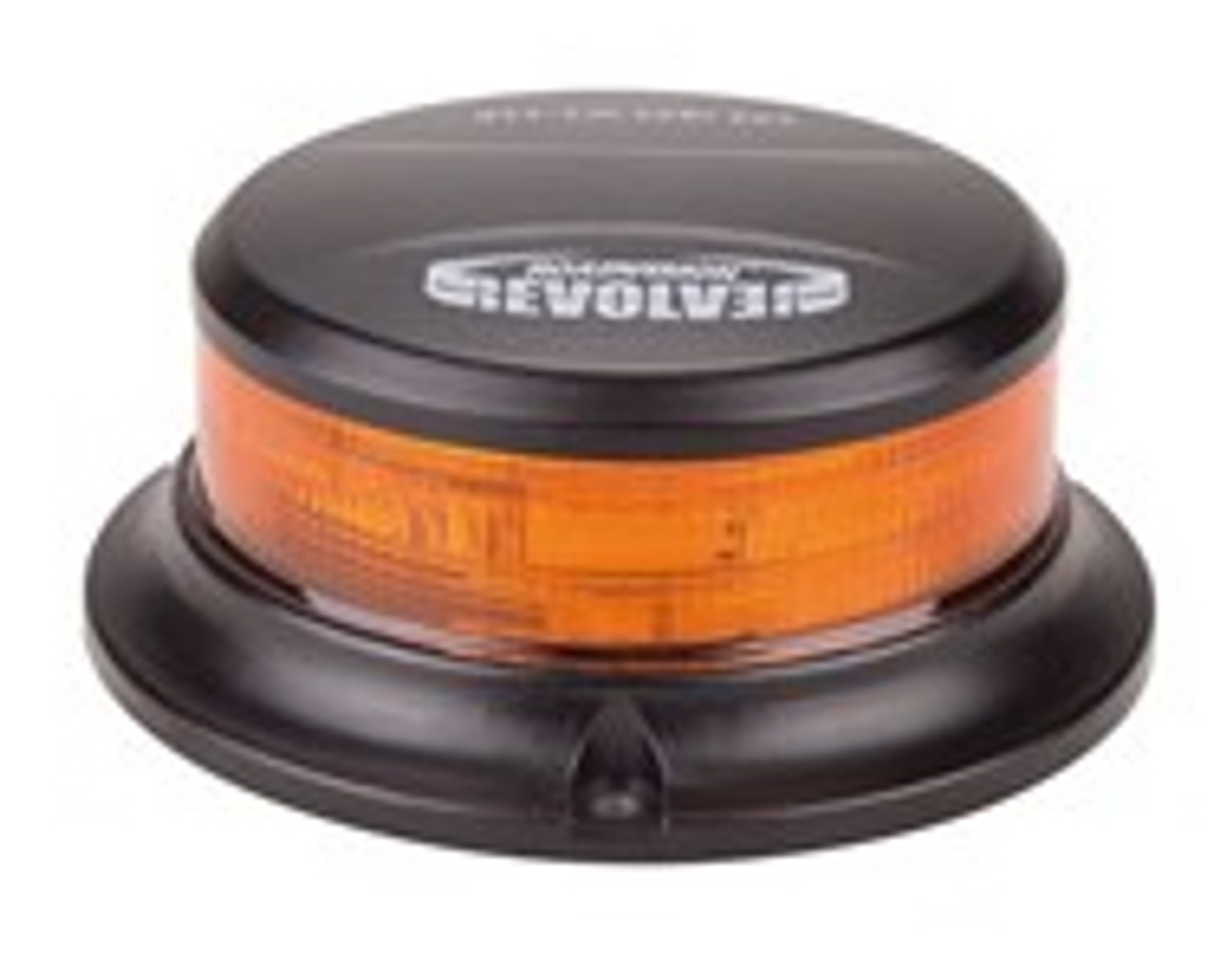RB112Y - Low Profile, Amber Safety Rotation and Strobe Beacon. Fixed Mount. RB112Y. Class 1 Certified . Roadvision. Ultimate LED.