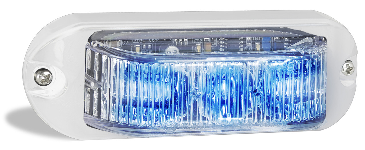 91BM - Coloured Marine Lamp Submersible High Powered Lamp Multi-volt Single Pack. AL. Ultimate LED.