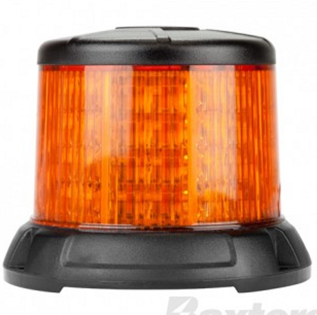 RB122MY - Low Profile, Amber Safety Rotation and Strobe Beacon. Magnet Mount.  Micro II Dual Stack, 33 watts RB122MY. Class 1 Certified. Roadvision. Ultimate LED.