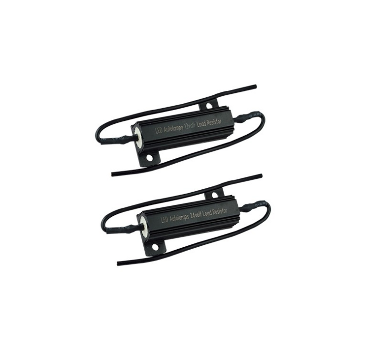 Load Resistor 12 Volt. Twin Pack