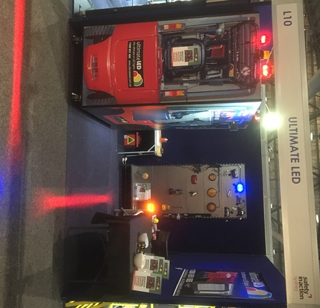 Our Sydney Safety Expo Display