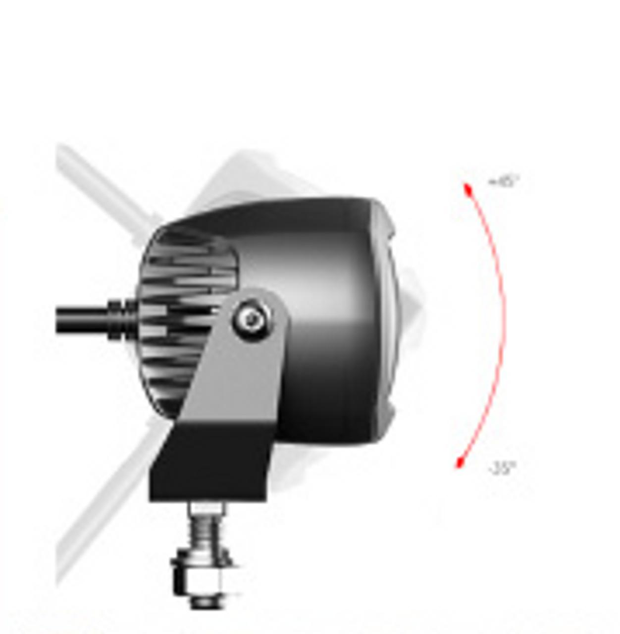 Adjustable mounting bracket system.