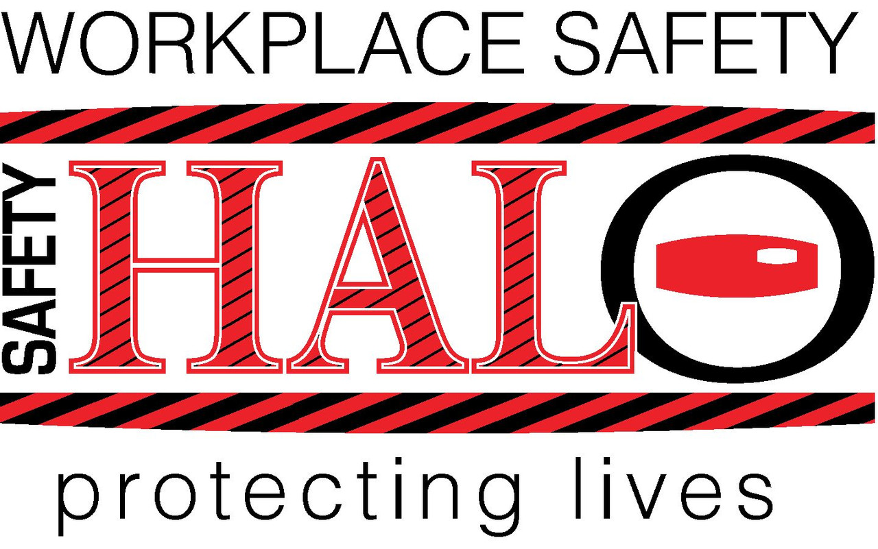 2. Red Danger Zone Area Warning Light. Warehouse Pedestrian Workplace Forklift Safety Halo System. Compact Light. Red Line Beam. SHRL-S2B. Series 2B