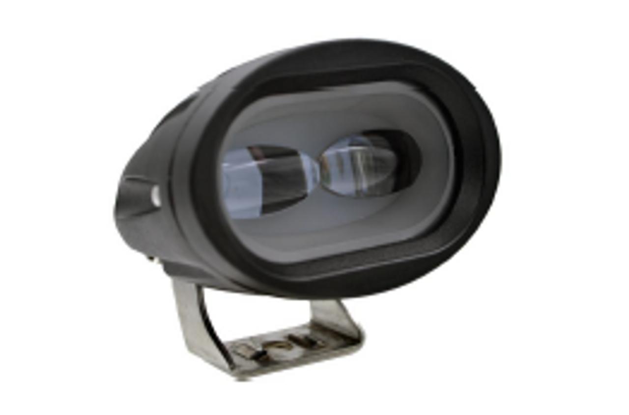 Blue Light Forklift, Safety Light LED Spot Beam 8 Degree P/N: FLBS-10