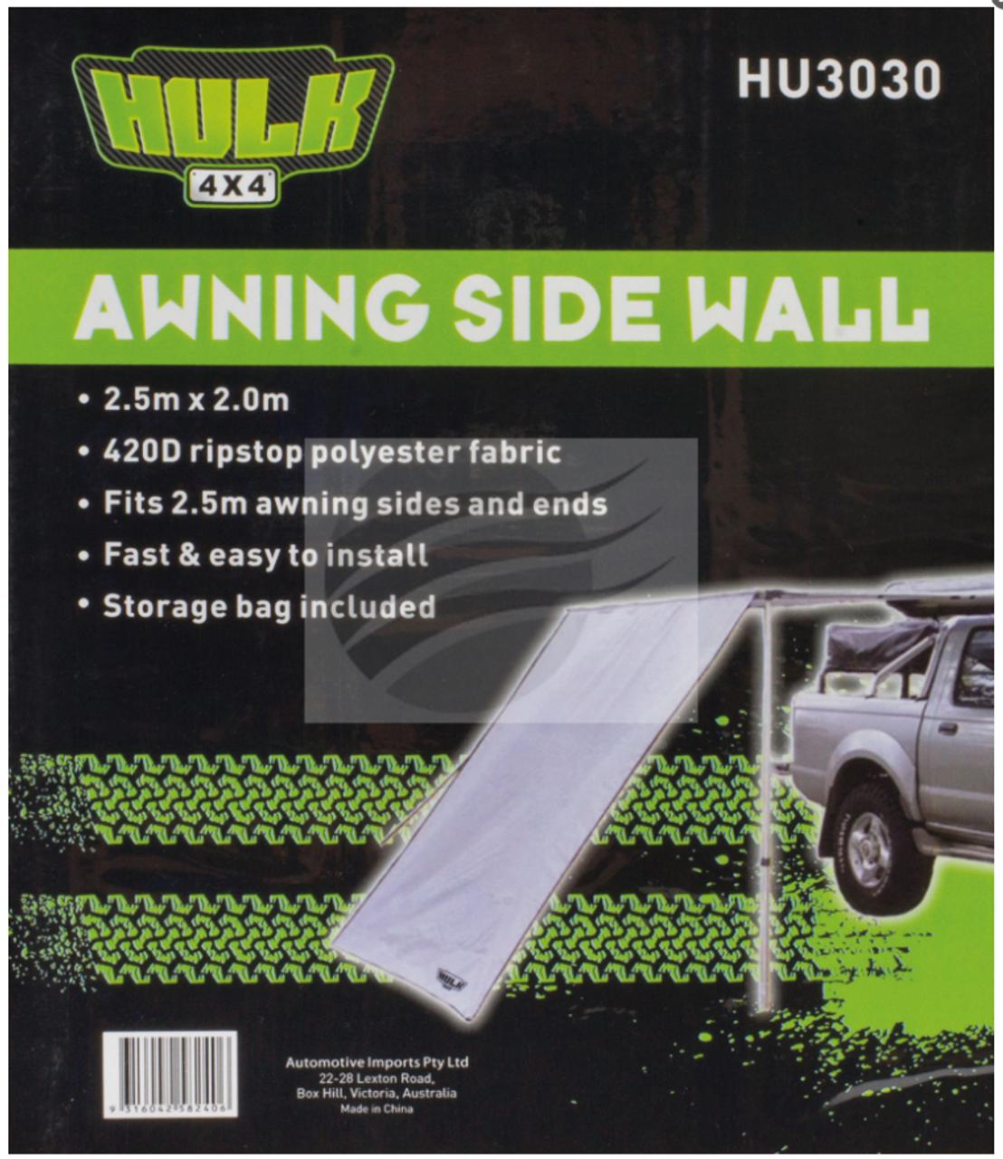 HU3030 - Awning Side Wall. HULK. CD. Ultimate LED.