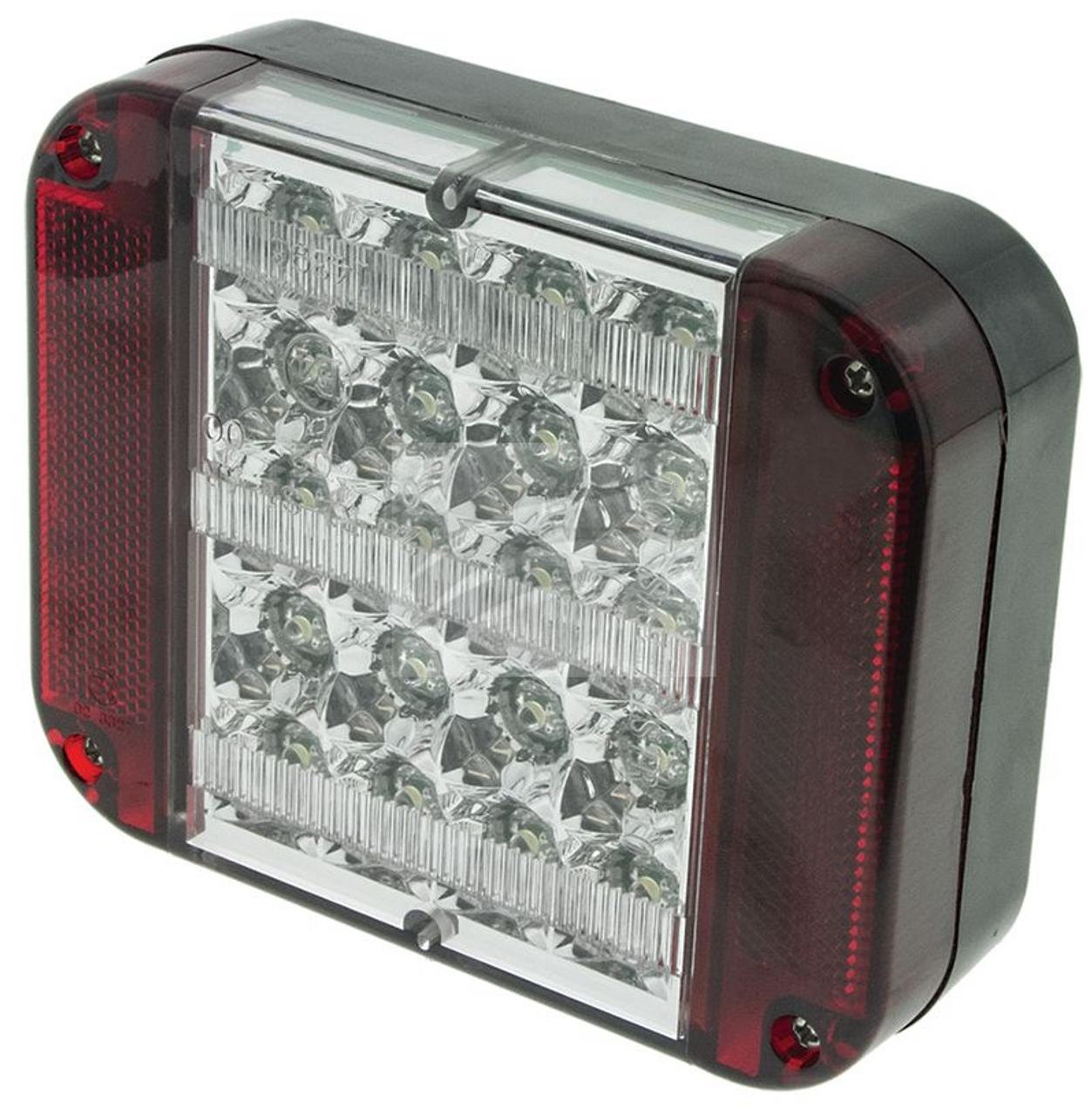 LS9088 - Reverse Jumbo LED Lamp Multi-volt Single Pack. Jaylec. CD. Ultimate LED.