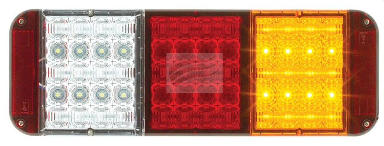 LS9081 - Modular Jumbo Combination Stop Tail Indicator Reverse. Multi-volt. Single Pack. Jaylec. CD. Ultimate LED.
