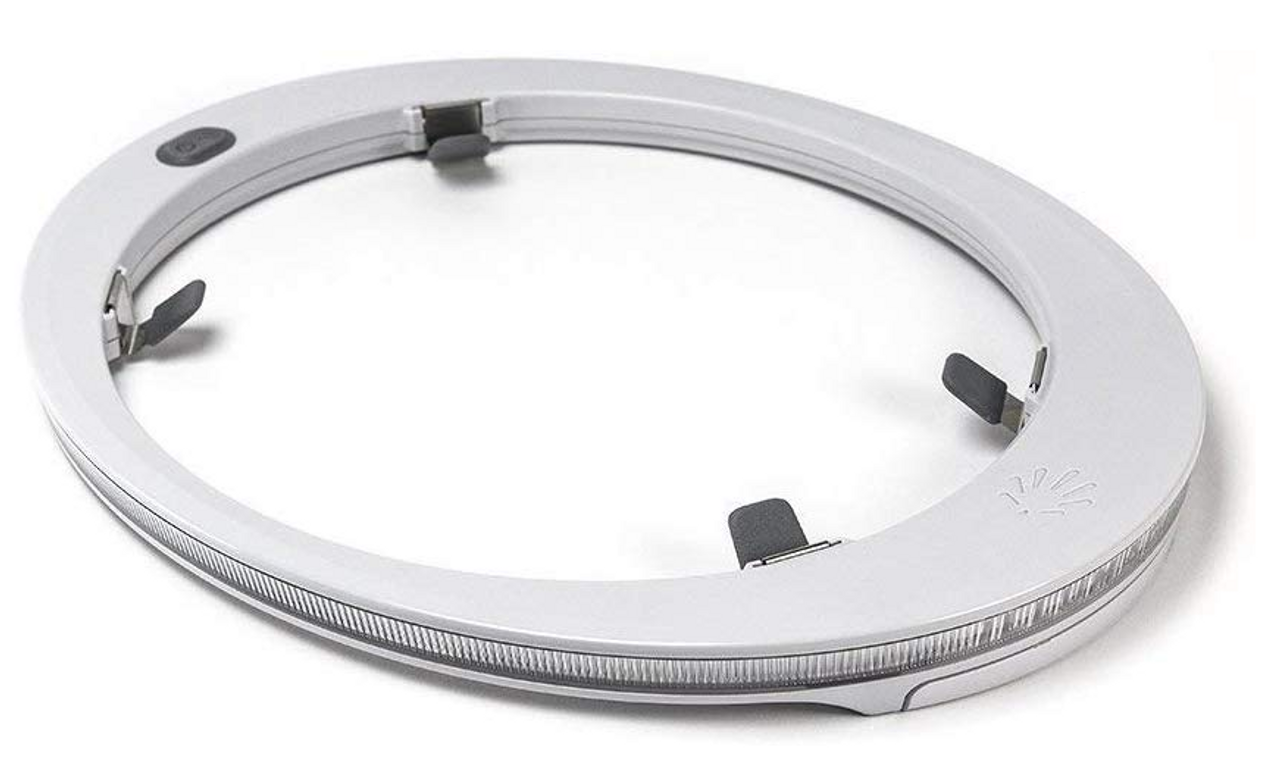 Personal Protection Safety Halo Light System is sold without the hard hat