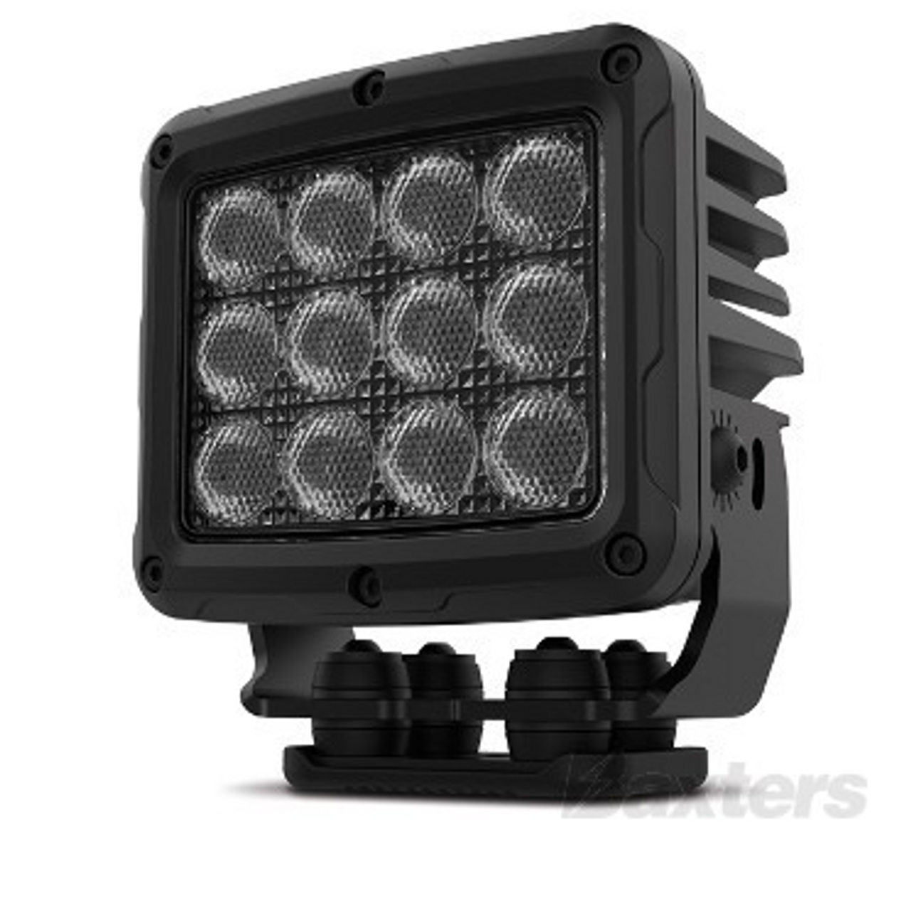 RWL5180F - Square 150 Watt LED Flood Beam Work Light. 150 Watt. Multi-Volt 10v to 30 Volt DC. 5 Year Warranty.  Flood Beam 150 watts, 12000Lm. great Work Light. Roadvision. Ultimate LED.