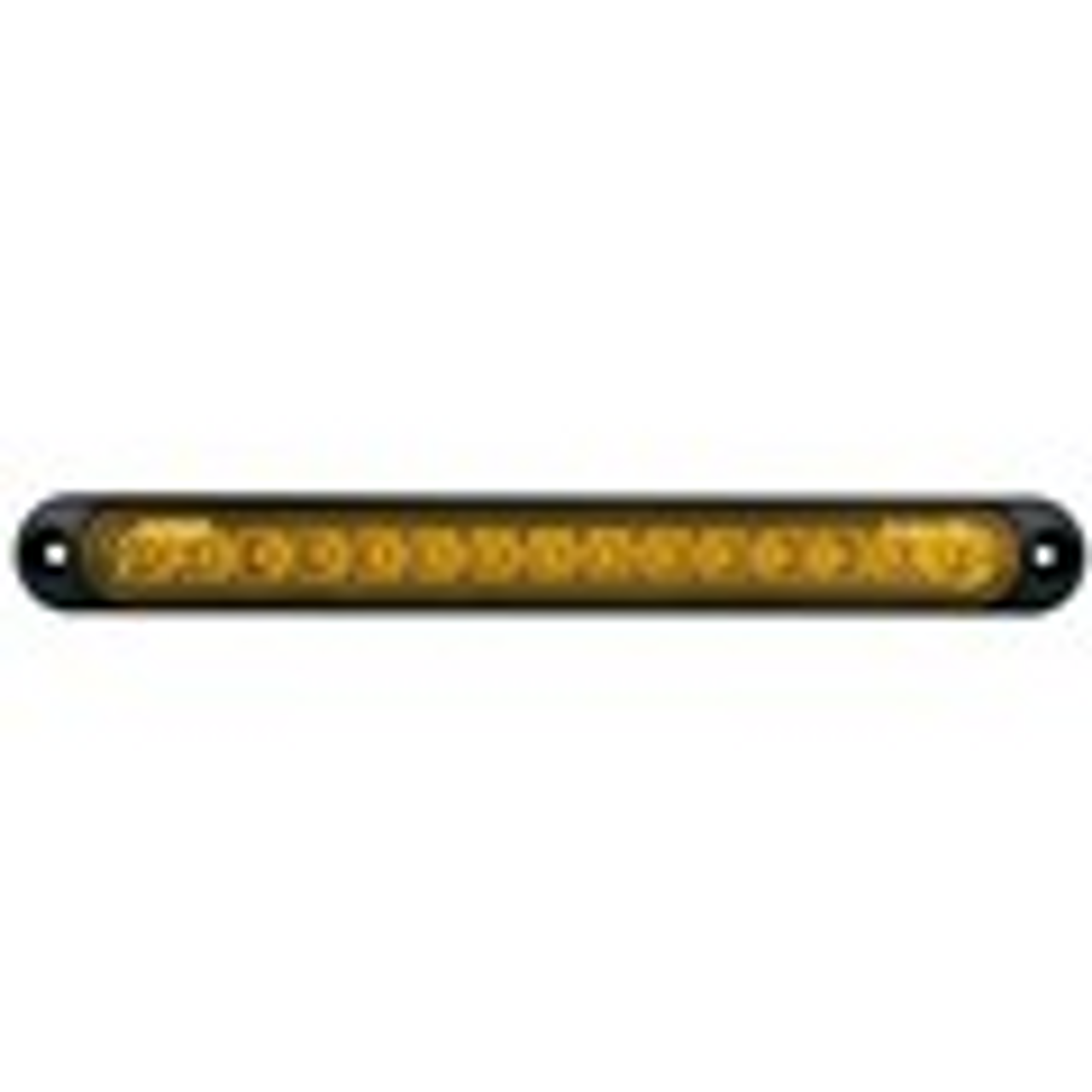 Bright, Sexy, Durable, Slimline Indicator Light. BR70A. Multi-Volt 12v and 24v DC Systems