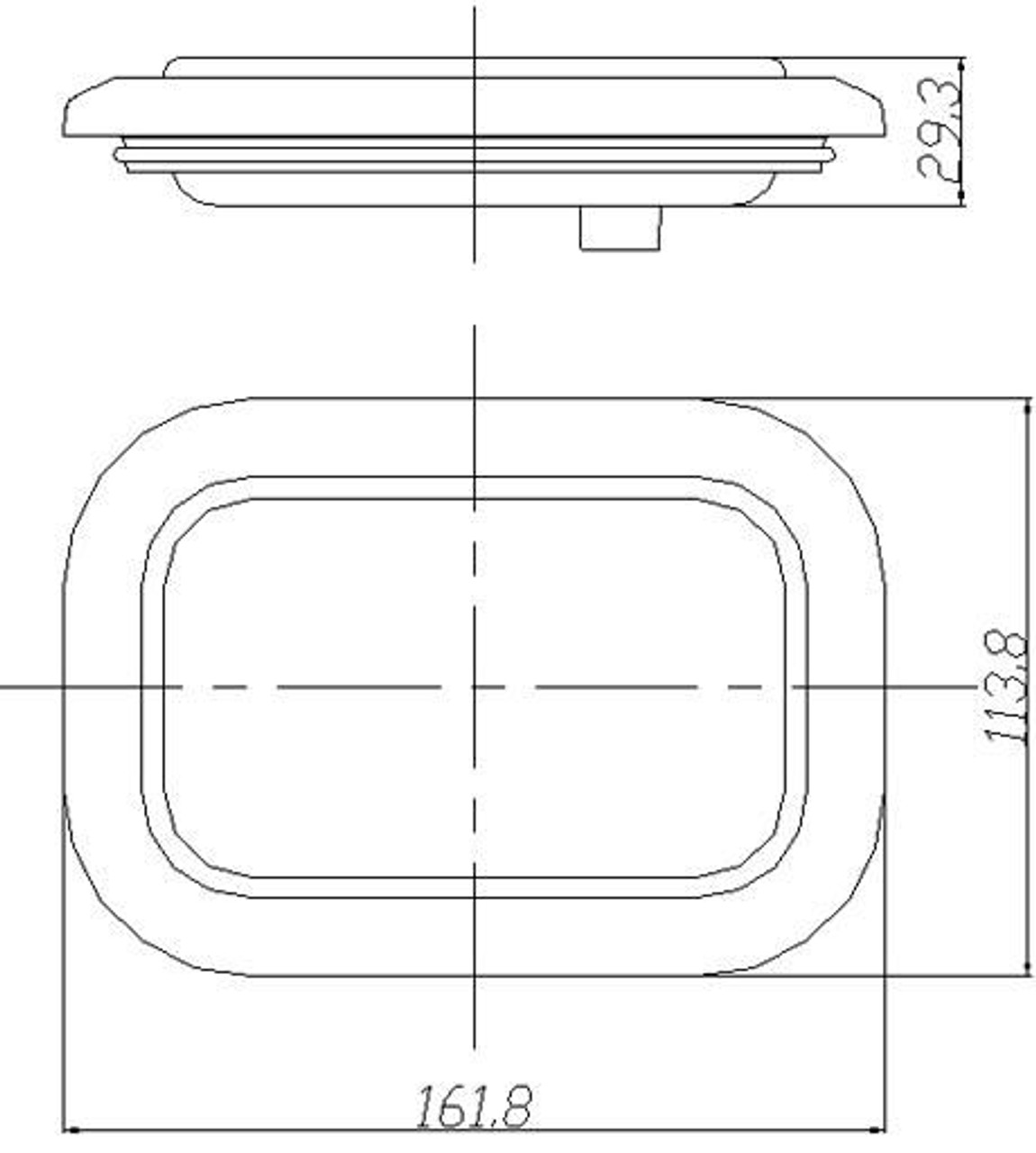 Line Drawing BR160R