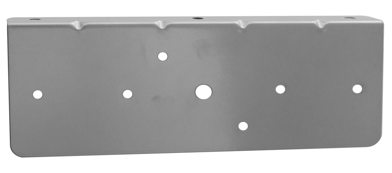80C3SKT - Right Angle Mounting Bracket. Chrome. Fit 280 and 282 Series Lights. Single Pack. Autolamp. Ultimate LED.