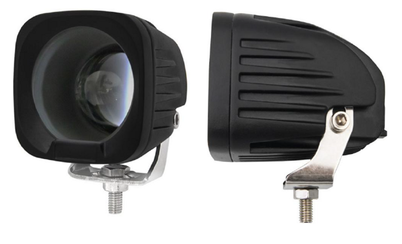 Green Workplace Green Awareness Beam, Safety Light LED Spot Beam 8 Degree P/N: FLBS-25 www.ultimateled.com.au
